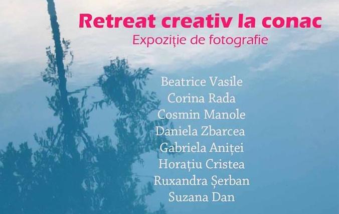Expo: Retreat Creativ la Conac – Editia I