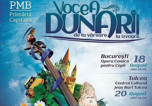 "Opera Comica va invita la ""Vocea Dunarii de la Varsare la Izvoare"""