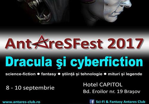 8-10 septembrie: prima editie AntareSFest