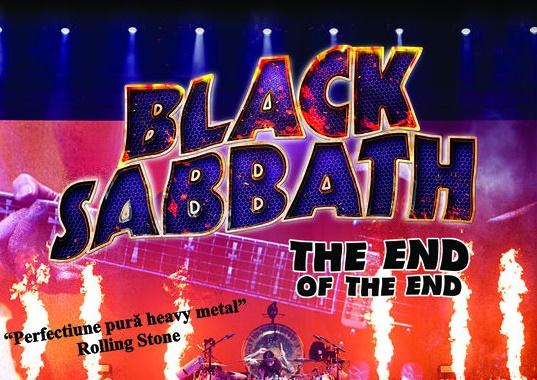 Concertul Black Sabbath – The End Of The End se vede la Happy Cinema