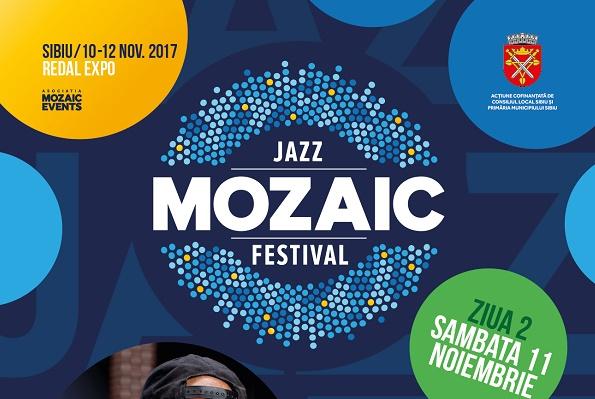 Noiembrie aduce la Sibiu Festivalul Mozaic Jazz