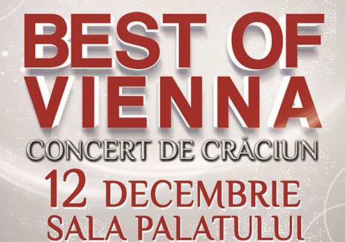 Programul turneului Best of Vienna in Romania
