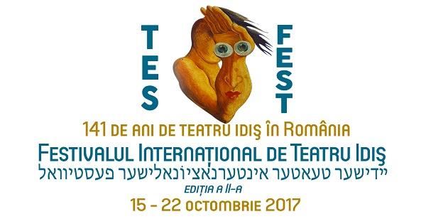 15-22 octombrie: Festivalul International de Teatru Idis