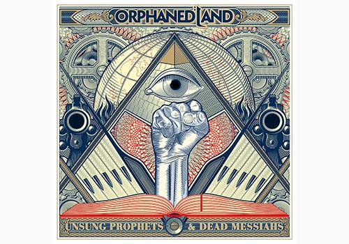 Orphaned Land dezvaluie coperta si tracklist-ul viitorului album