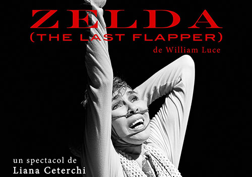 Ioana Pavelescu este Zelda Fitzgerald la Arte dell'Anima