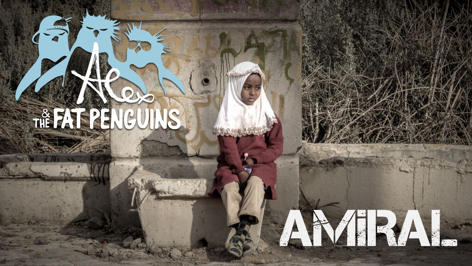 """Alex and The Fat Penguins prezinta """"Amiral"""""""