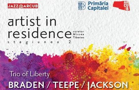 Trio of Liberty concerteaza la Arcub