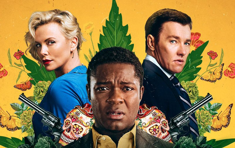 "Trailer ""Gringo: Amator in misiune"""