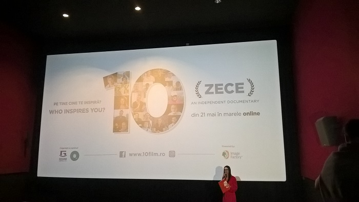 """10 (ZECE)"", hai sa fim cu totii de 10!"
