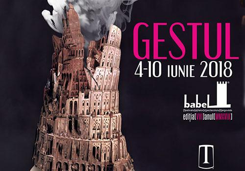 BABEL – Festivalul Artelor Spectacolului Targoviste incepe luni