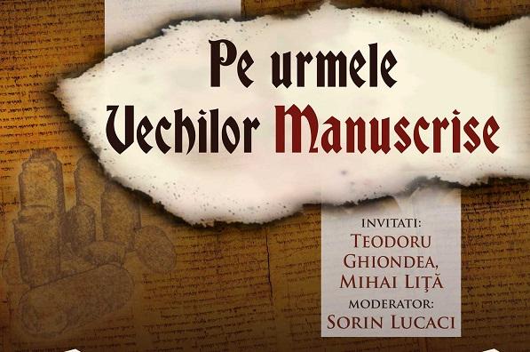 Pe urmele vechilor manuscrise – Cautari spirituale inainte si dupa aparitia crestinismului