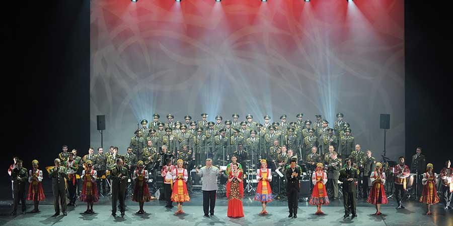 The Red Guard Choir cântă în București pe 18 octombrie