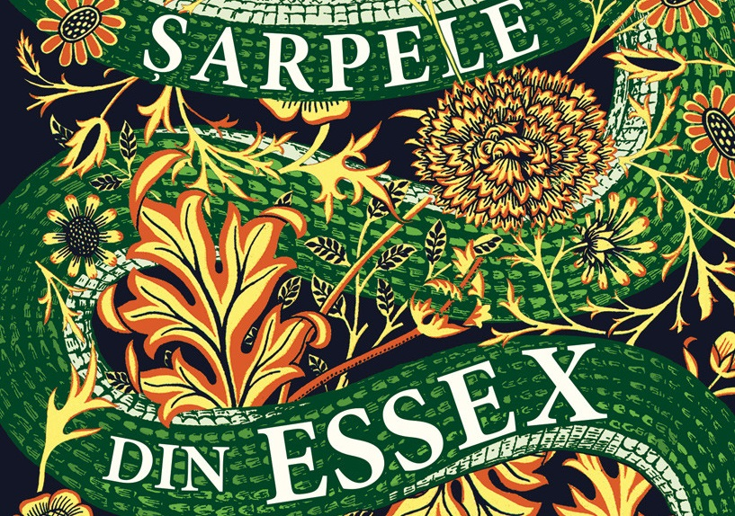 "Sarah Perry: ""Șarpele din Essex"""