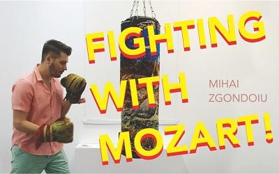 "Expo ShortFest prezintă expoziția ""Fighting with Mozart!"""