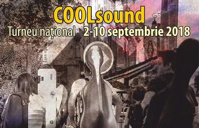 Turneu susținut de tineri muzicieni: COOLsound 2018