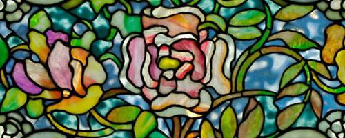 Atelier de pictură pe sticlă