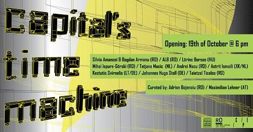 """Expoziție la Palatul Universul: """"Capital's Time Machine"""""""