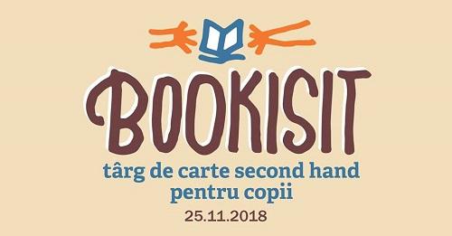 Bookisit – târg de carte și ateliere pentru copii