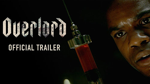 """Trailer """"Overlord"""""""