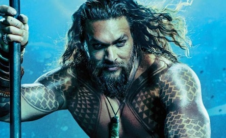 """Aquaman"": son of the land, king of the seas"