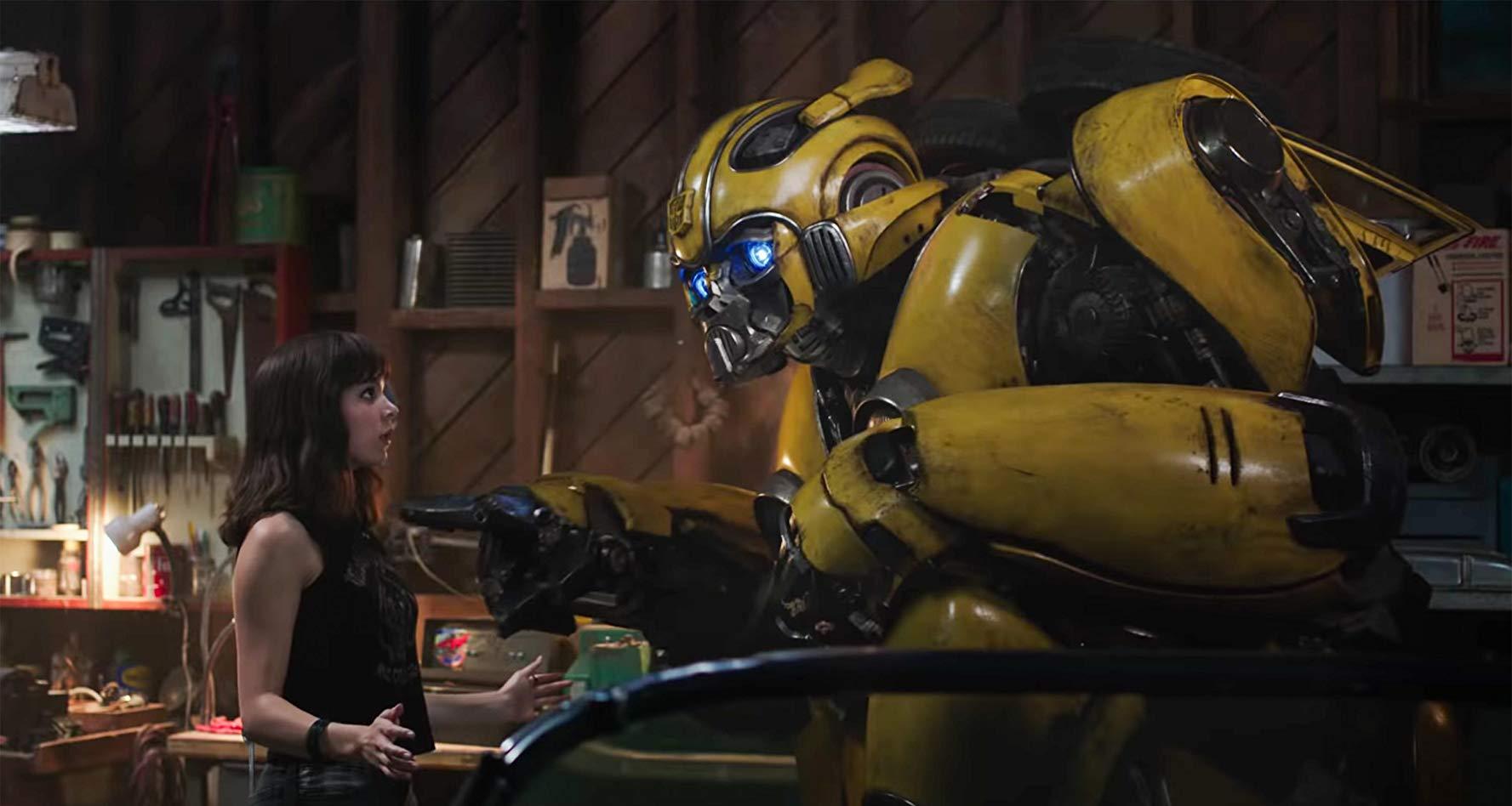 "Trailer ""Bumblebee"""