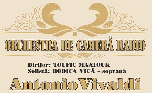 """""""Gloria"""" lui Vivaldi vine la Sala Radio"""