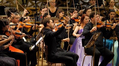 Orchestra Naţională Simfonică a României cântă în SUA