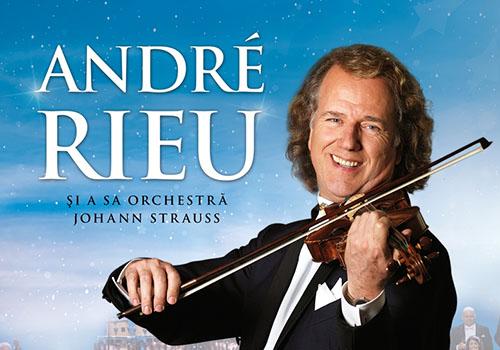 André Rieu anunță un al treilea concert la Cluj, după ce primele două sunt sold out