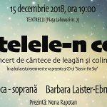 Concert de colinde cu Rodica Vica și Barbara Laister-Ebner