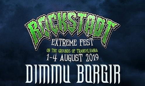 Dimmu Borgir cântă la Rockstadt Extreme Fest 2019