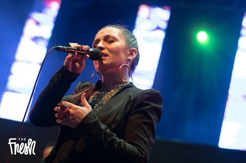 """Luiza Zan: """"Mă bucură efectul vindecător al muzicii asupra oamenilor"""""""