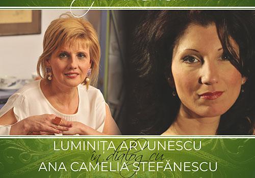 Soprana Ana-Camelia Ștefănescu va fi prezentă la OPERA FANtastica
