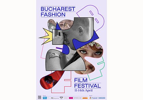 11-14 aprilie 2019: Bucharest Fashion Film Festival