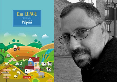 Dan Lungu este invitatul unui atelier de scriere creativă