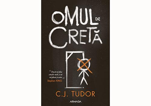 """C.J. Tudor: """"Omul de cretă"""""""