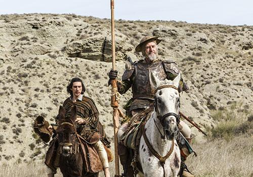 """""""Omul care l-a ucis pe Don Quijote"""" intră în cinematografe pe 29 martie"""