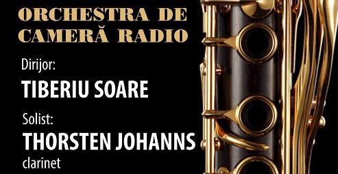Tiberiu Soare dirijează un concert Mozart/Beethoven la Sala Radio