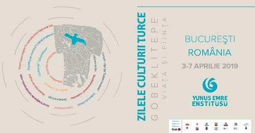 3-7 aprilie: Zilele Culturii Turce