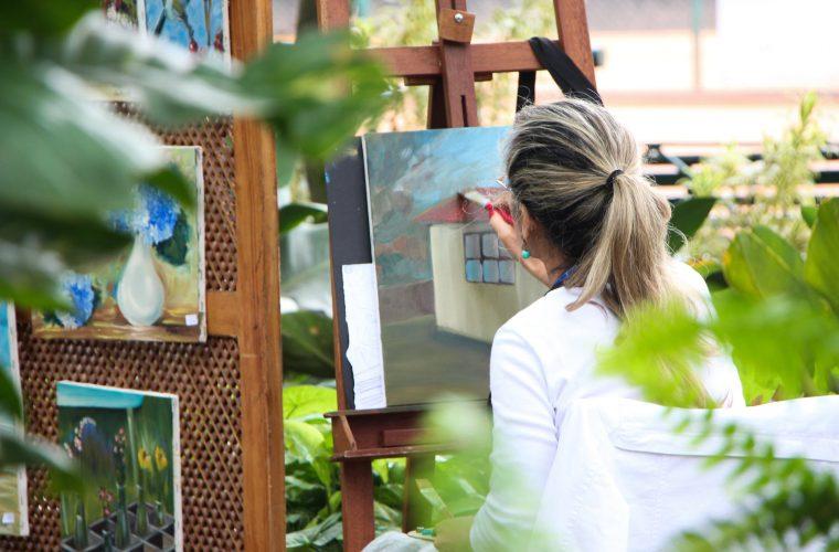 Atelier de pictură și creativitate