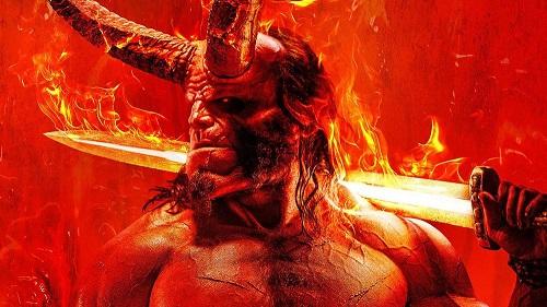 """""""Hellboy"""", punct și de la capăt"""
