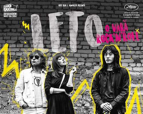 """""""Leto"""", o vară rock'n'roll de neuitat"""
