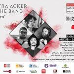 Concert Petra Acker & The Band pe 9 mai