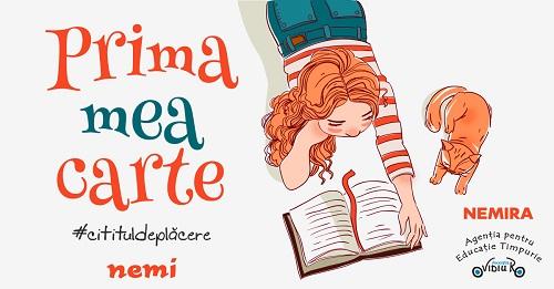 Să-i învățăm pe cei mici să citească de plăcere!