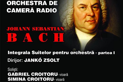 Bach vine la Sala Radio pe 8 și 15 mai