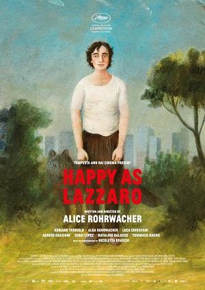 """Festivalul Filmului European s-a deschis cu """"Fericit ca Lazăr"""""""