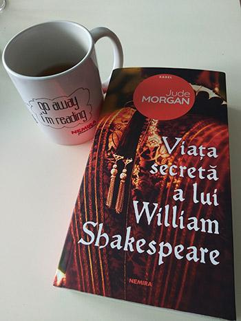 """Jude Morgan: """"Viața secretă a lui William Shakespeare"""""""