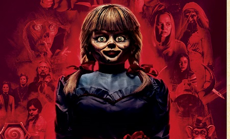 """""""Annabelle 3"""" sperie cinefilii din 12 iulie"""