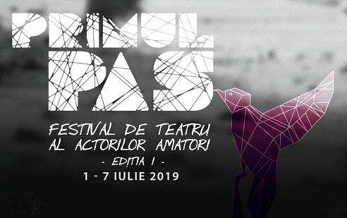 """Începe """"Primul Pas"""", festival de teatru al actorilor amatori"""