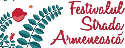 2-4 august: Festivalul Strada Armenească