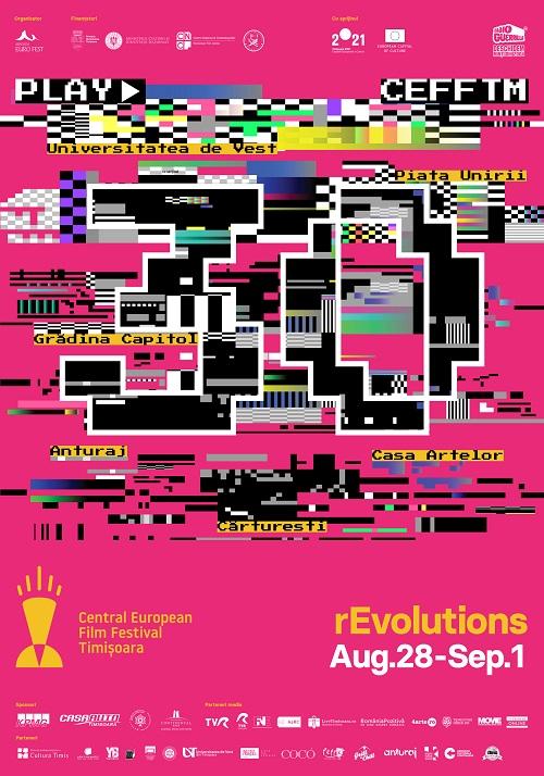 Central European Film Festival Timișoara (CEFFTM) începe în 28 august